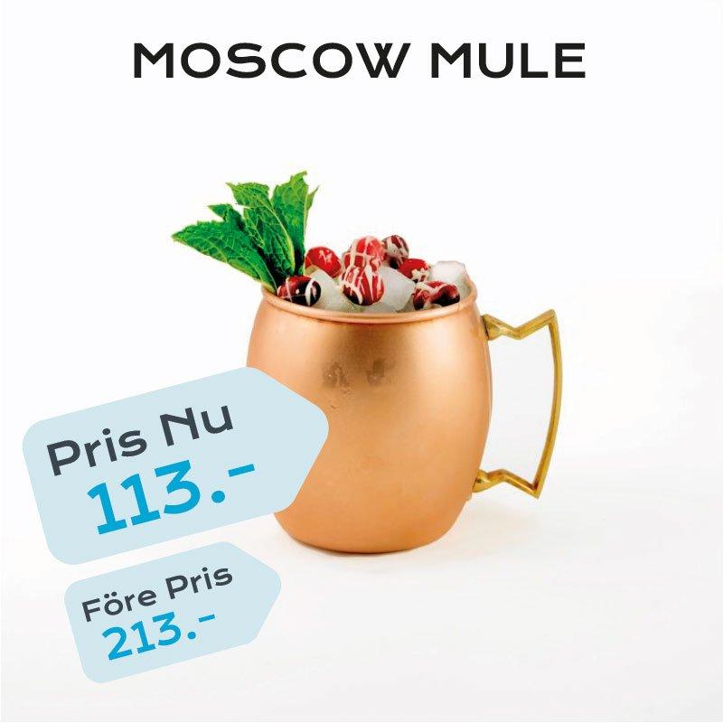MOSCOW MULE MUG KOBBER 550 ML