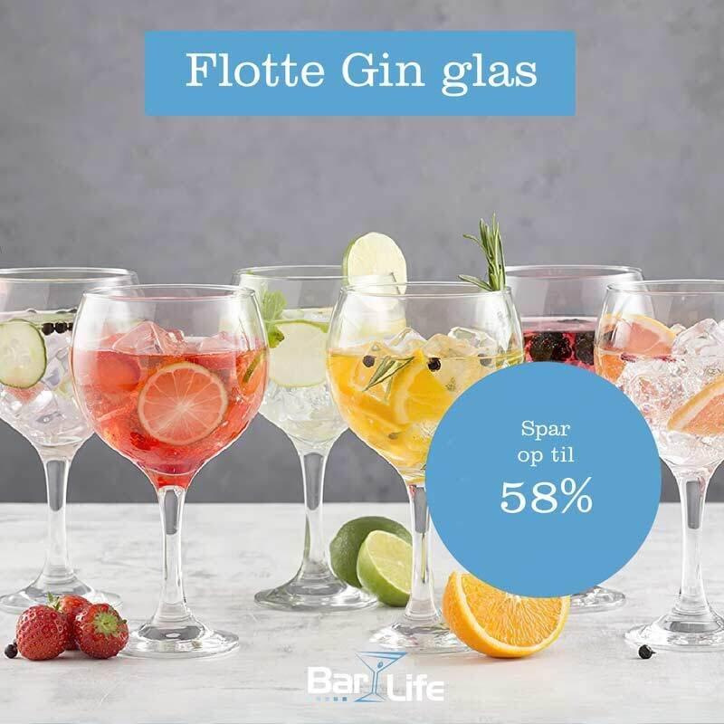 FLOTTE GIN GLAS