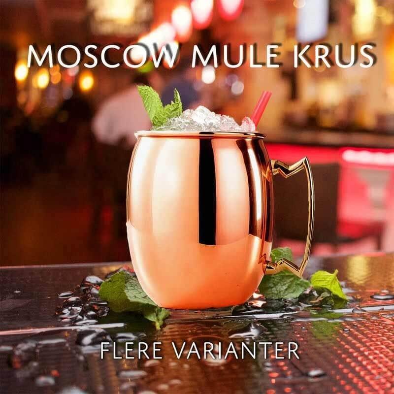 Moscow mule krus