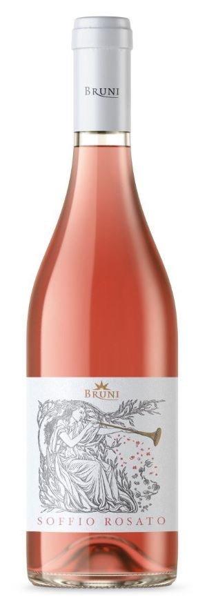 "Bruni ""Soffio"" Rosato Toscana 0,7 liter5 Ltr"
