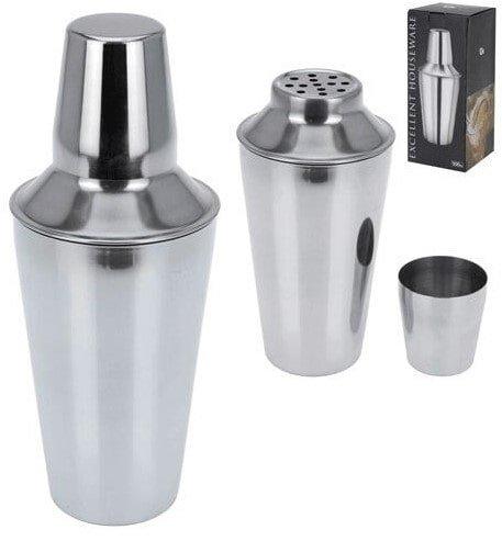 Cocktail Shaker 500ml stål