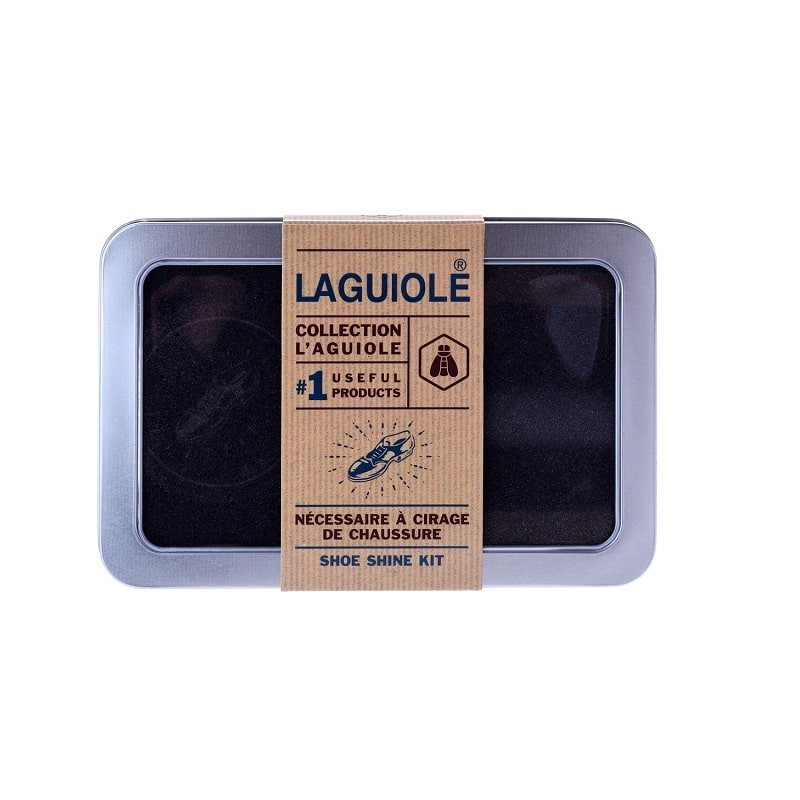 Laguiole 7 STK skopudse sæt