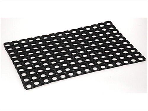 Billede af Dørmåtte af gummi 60x40 cm