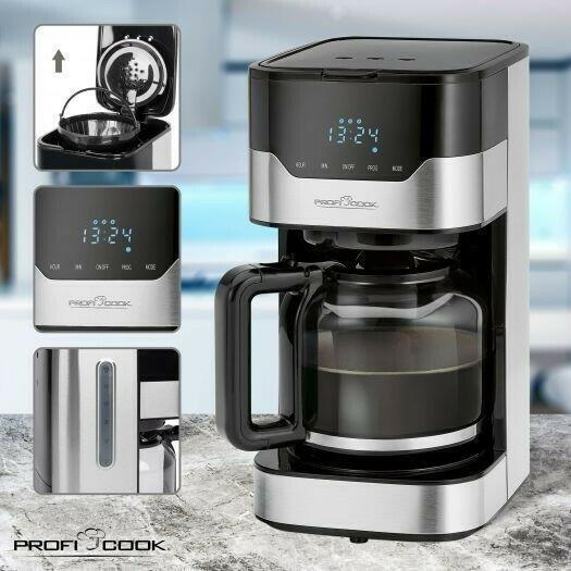 Kaffemaskine Stor Profi Cook