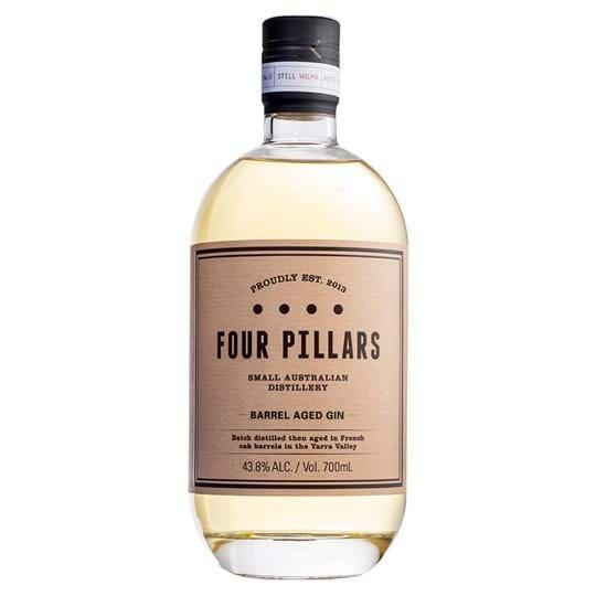Four Pillars Barrel Aged Gin FL 70 thumbnail