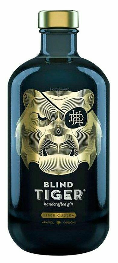 "Blind Tiger ""Imperial Secrets"" Gin FL 50 thumbnail"