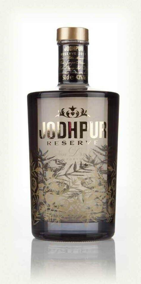 Jodhpur Reserve London Dry Gin FL 50