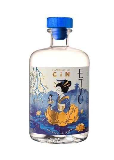 ETSU Handcrafted Gin FL 70 thumbnail