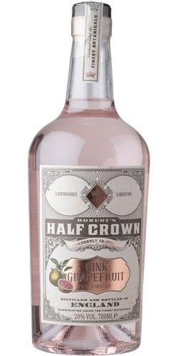 Rokebys Half Crown Pink Grapefruit Gin Liqueur FL 70