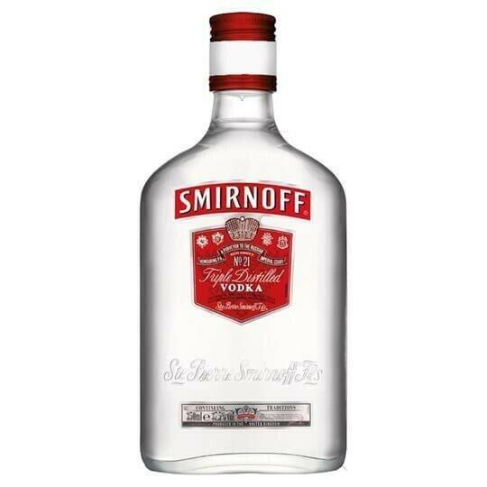 Smirnoff Vodka Red FL 35