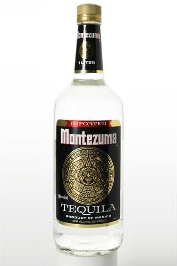 Montezuma Tequila Silver* 1 ltr