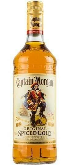 Captain Morgan Original Spiced (DB MG) FL 300