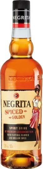 Negrita Spiced Golden FL 70