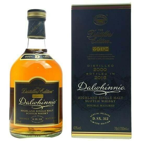 Billede af Dalwhinnie Distillers Edition FL 70