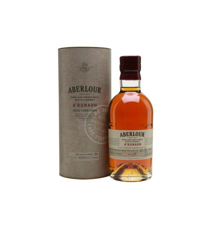 Aberlour A'bunadh Batch 67, Speyside Single Malt FL 70
