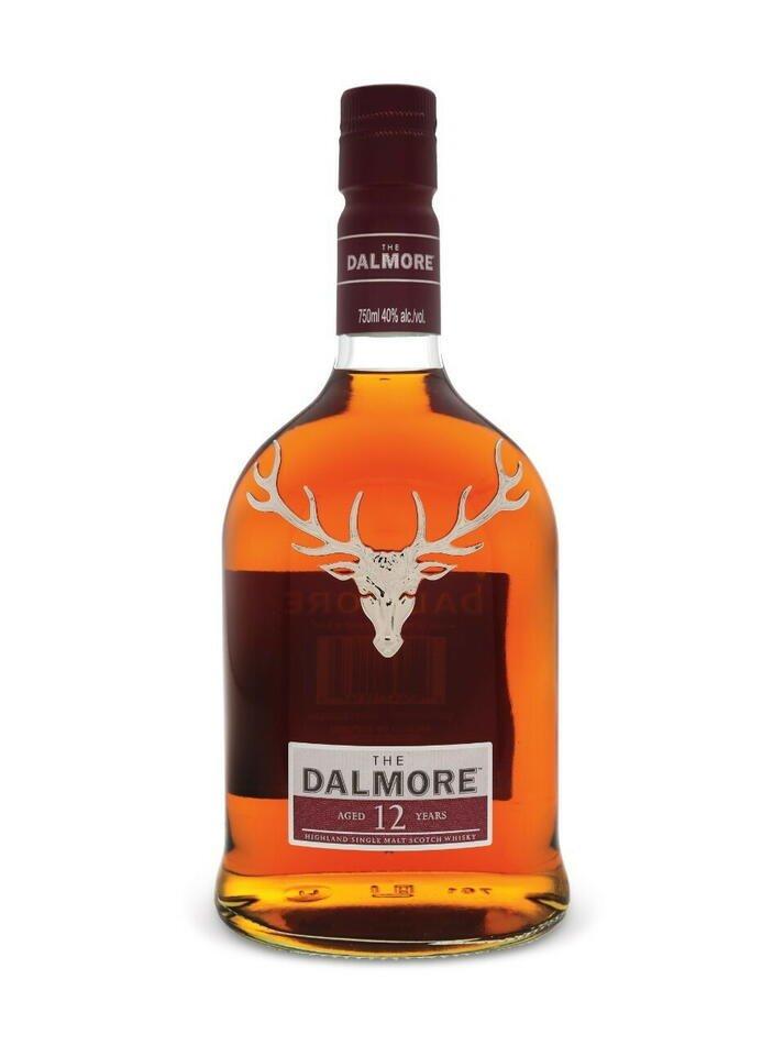 Dalmore 12 YO Highland Single Malt FL 70