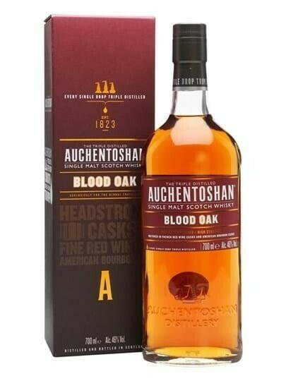 "Auchentoshan ""Blood Oak"" Lowland Single Malt FL 70"
