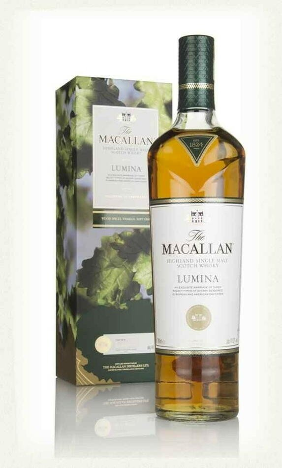 Macallan Lumina Speyside Single Malt FL 70