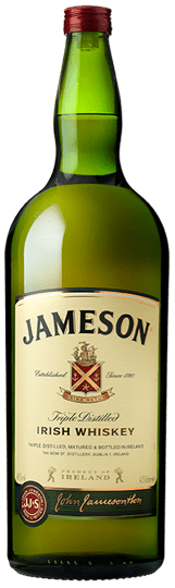 Jameson Original Irish Whiskey (Jeroboam) FL 450