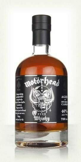 "Mackmyra ""Motörhead"" Swedish Single Malt FL 70"