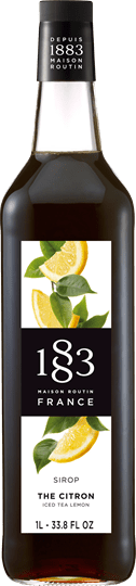 Bilde av 1883 Ice Tea Lemon / Citron Fl 100