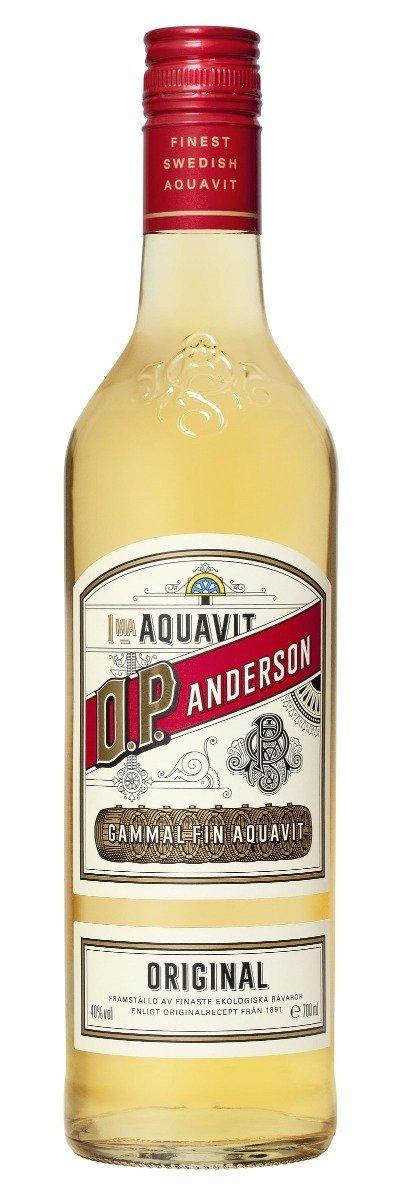 O.P. Anderson Original Aquavit, ØKO* 1 ltr