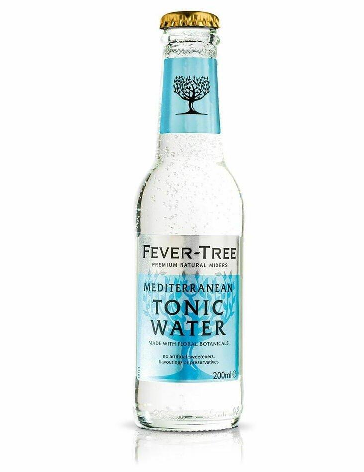 Fever-Tree Mediterranean Tonic 20cl