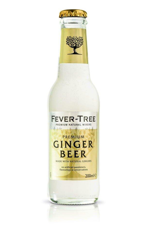 Fever-Tree Ginger Beer 20cl