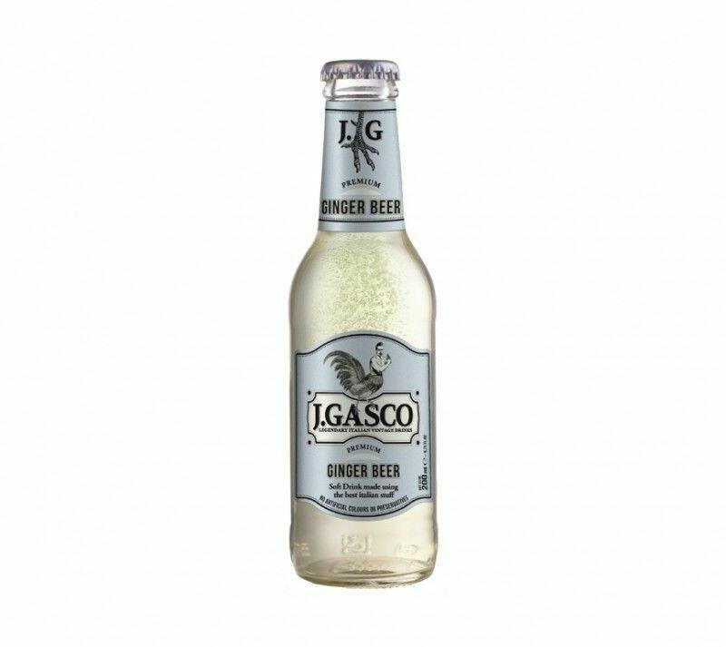 J. Gasco Ginger Beer 20cl