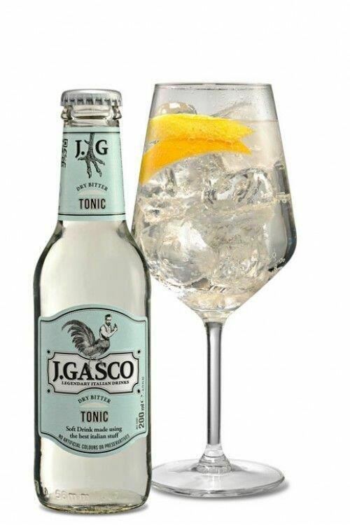 J. Gasco Dry Tonic 20cl