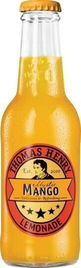 Thomas Henry Mystic Mango Lemonade 20cl