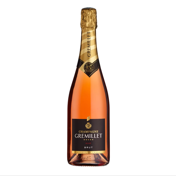 Gremillet Champagne Rosé D´assemblage 0,7 liter5l