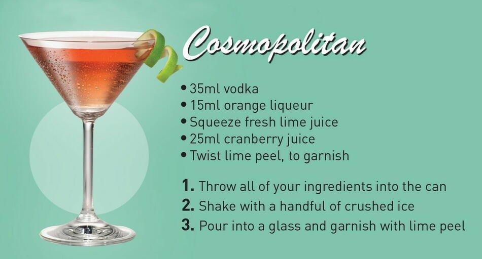 Cocktail Kit 8 dele thumbnail