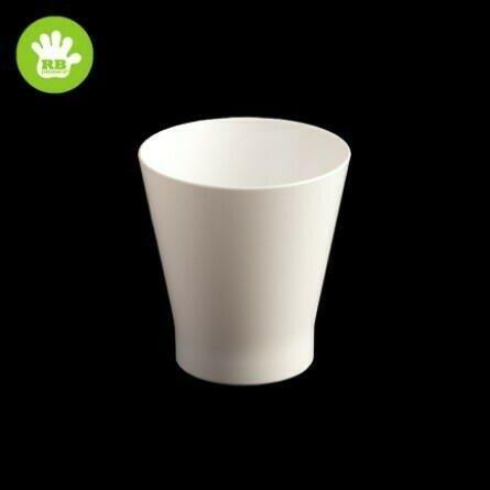 Kaffe krus hvid 30cl
