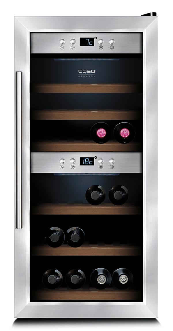 Billede af Winecomfort 24 Fl. Caso vinkøleskab