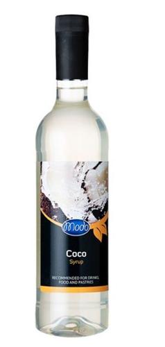 Modo Kokos Syrup, PET 0,75 ltr