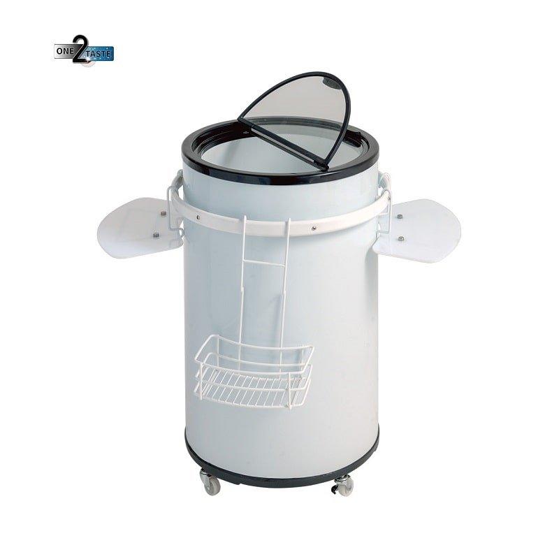 Billede af Tøndekøler m. bord 40 liters