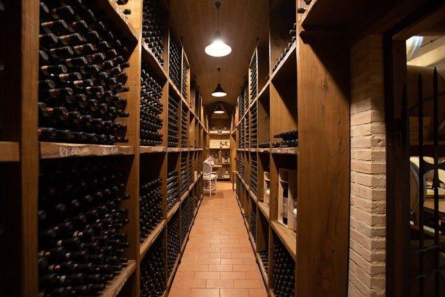 Sådan opbevarer du din vin på den bedste måde