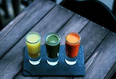 GLITTERFISK - DET NYASTE TILLSKOTTET TILL UNITED DRINKS