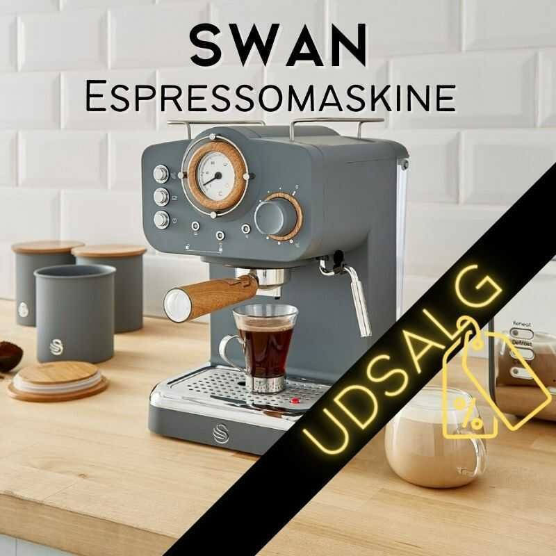SWAN ESPRESSO MASKINE NORDIC