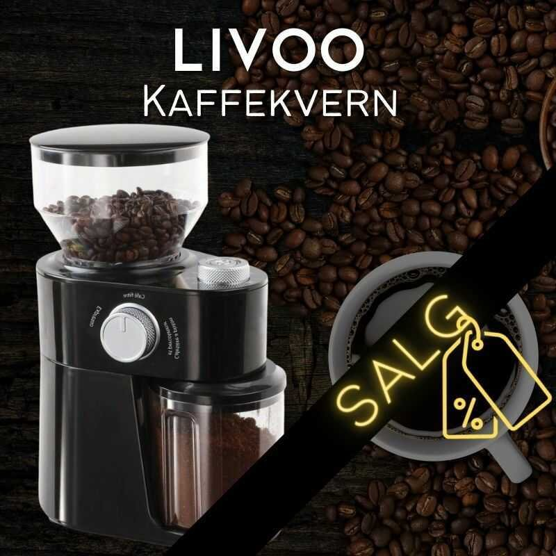 LIVOO KAFFEKVÆRN