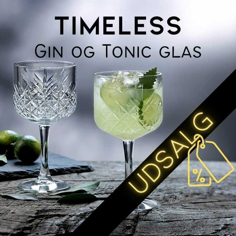 TIMELESS GIN & TONIC COCKTAILGLAS 50 CL