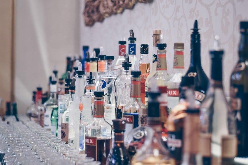 billede af flasker