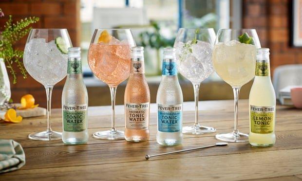 Brug fever-tree tonic vand med din gin