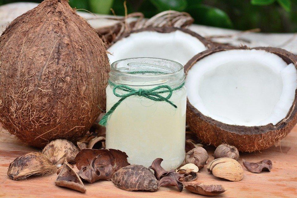 kokosnødder