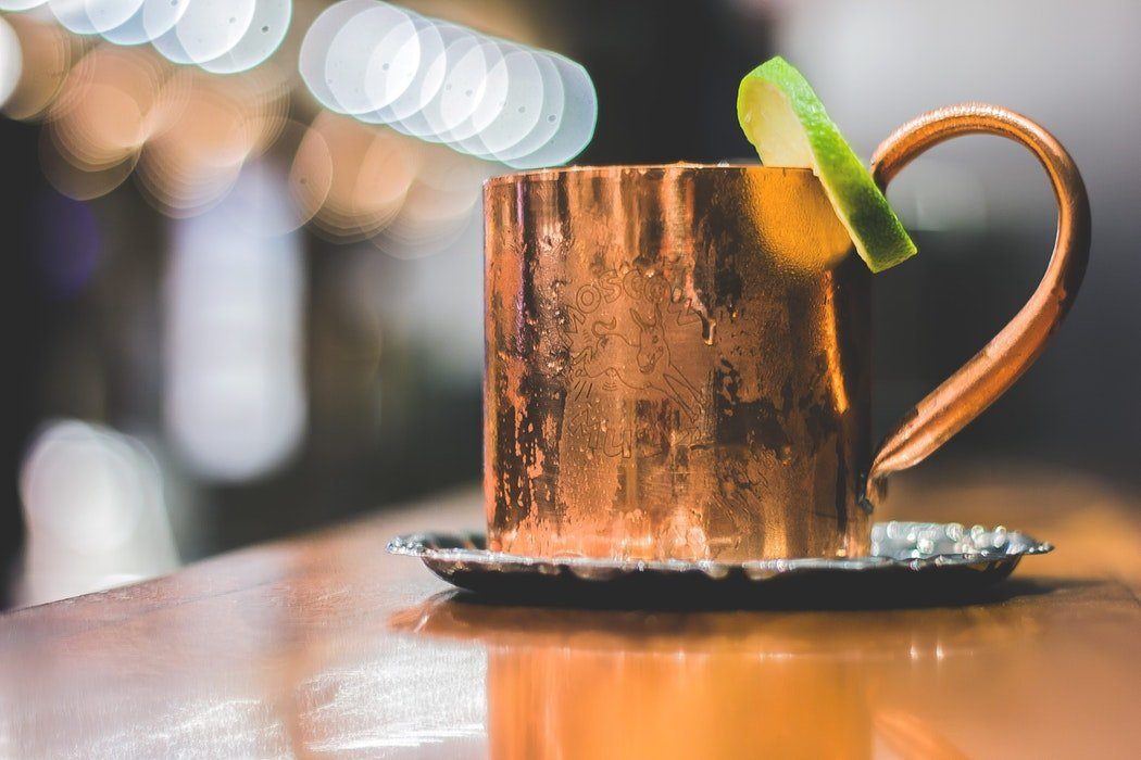 moscow mule cocktail krus